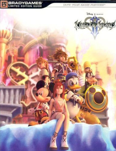Kingdom Hearts 2 Collector's Edition Strategy Guide