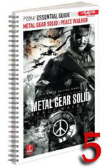 Metal Gear Solid Peacewalker strategy guide