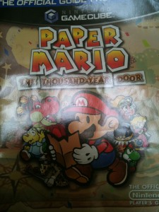 Paper Mario RPG Strategy Guide