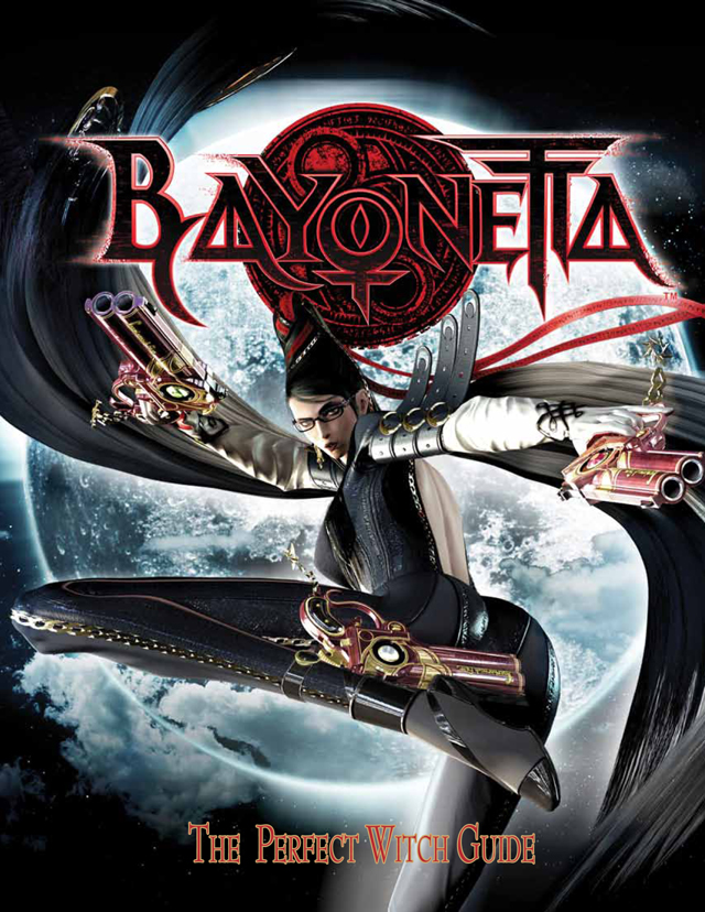 Bayonetta E-Guide Cover
