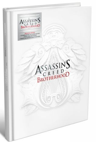 Assassin's Creed Brotherhood Collector's Edition Strategy Guide