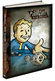 Fallout New Vegas Collector's Edition Strategy Guide