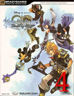 Kingdom Hearts Birth by Sleep Strategy Guide Review