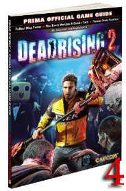 Dead Rising 2 Strategy Guide