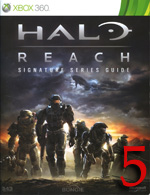 Halo Reach Strategy Guide by BradyGames