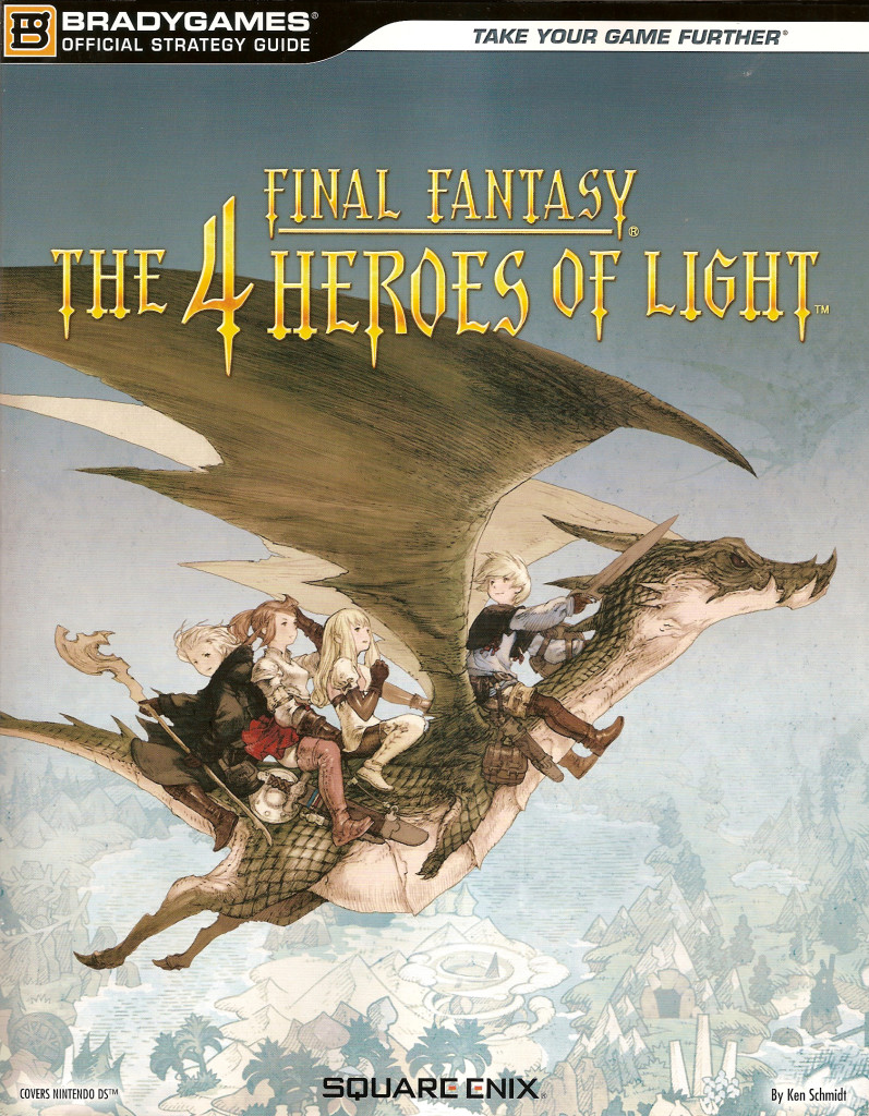 4 Heroes of Light Strategy Guide