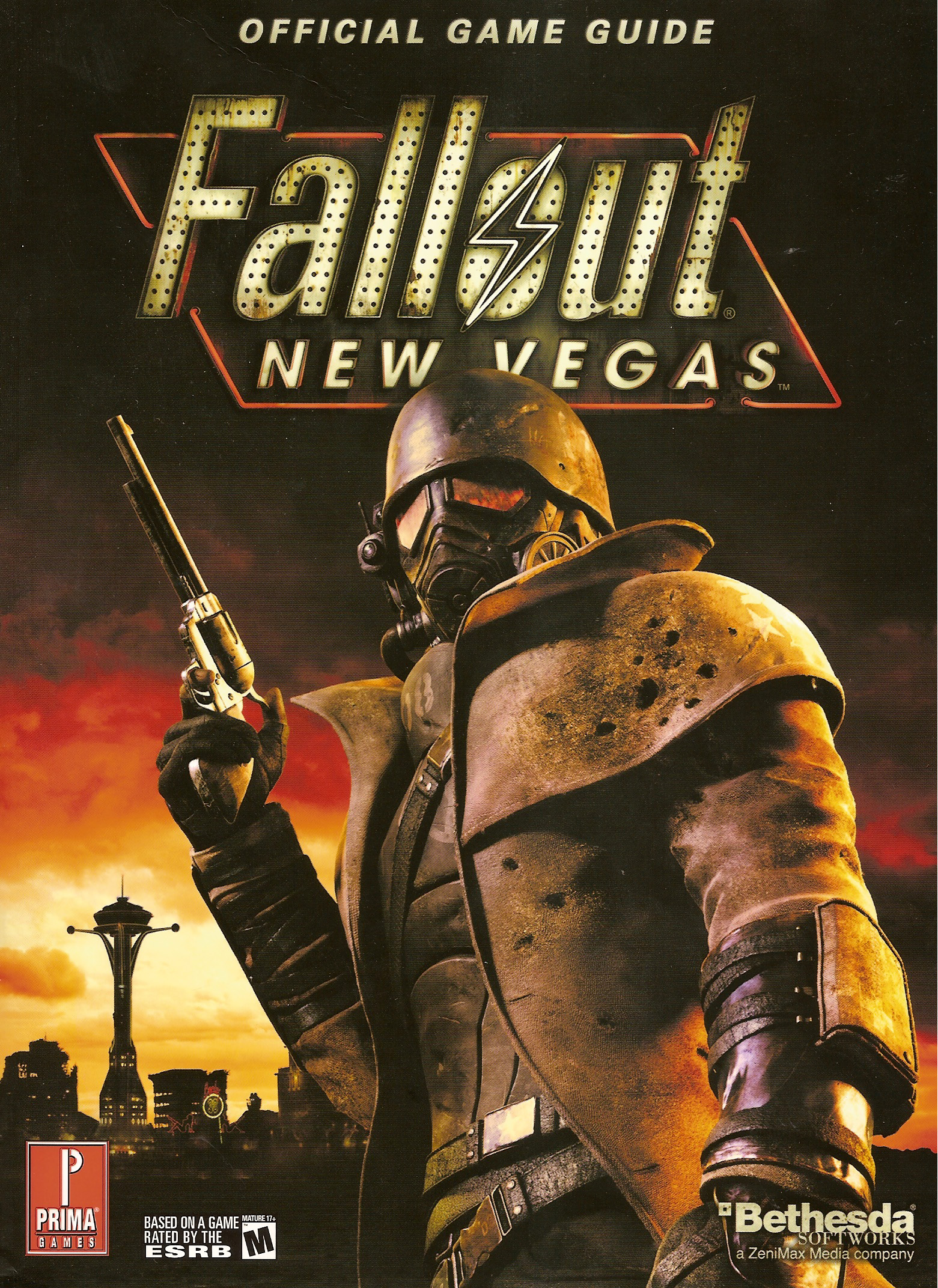 Fallout New Vegas strategy guide
