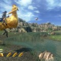 Final Fantasy XIII chocobo