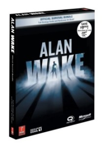 Alan Wake Collector's Edition Strategy Guide