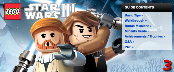 LEGO Star Wars III IGN Strategy Guide