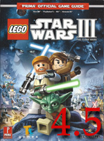 LEGO Star Wars III The Clone Wars Strategy Guide Review