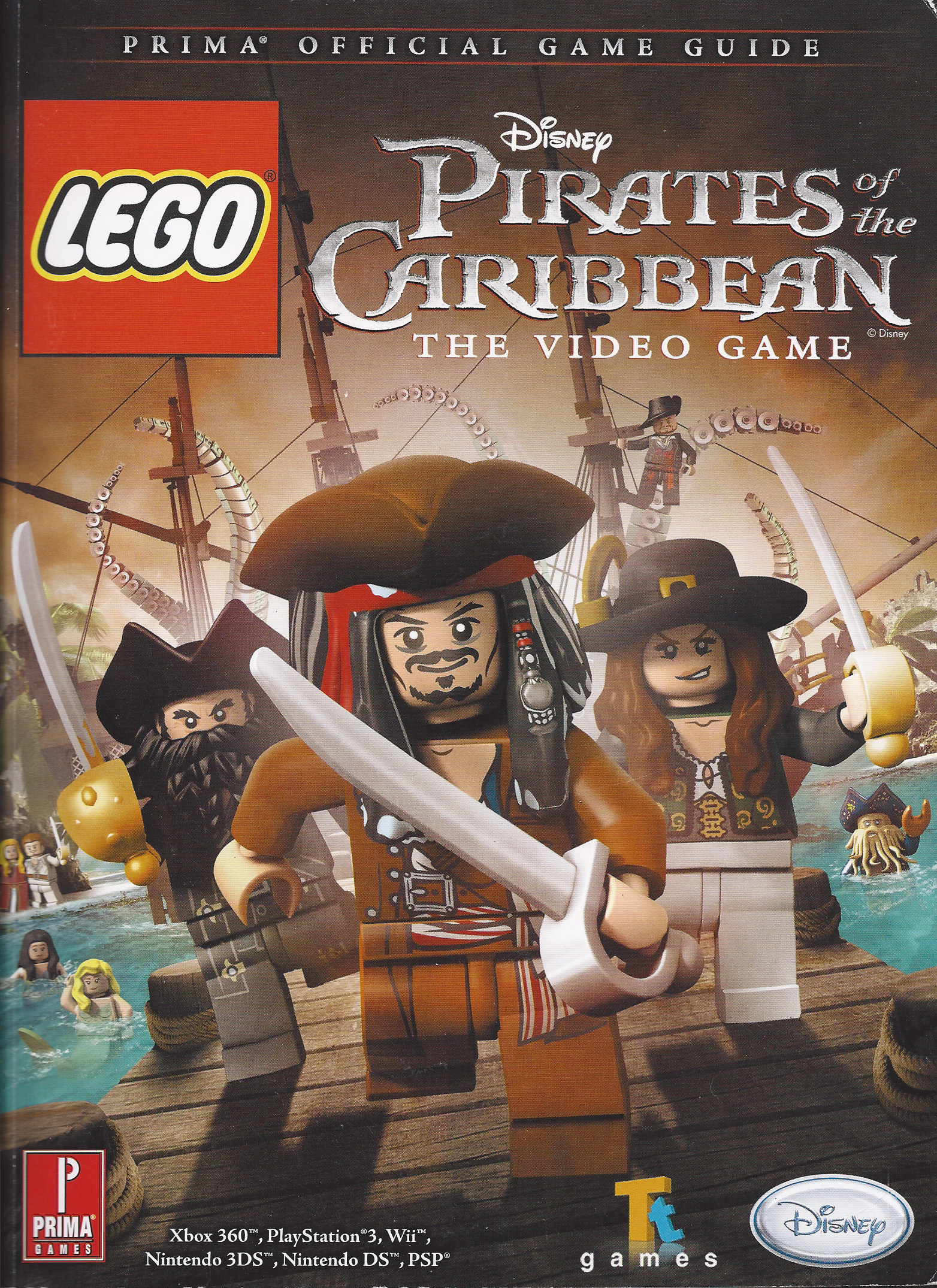 LEGO Pirates Strategy Guide