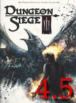 Dungeon Siege III Strategy Guide Review