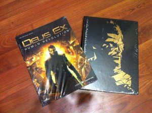 Deus Ex: Human Revolution Strategy Guides