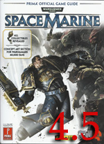 Space Marine Strategy Guide Review