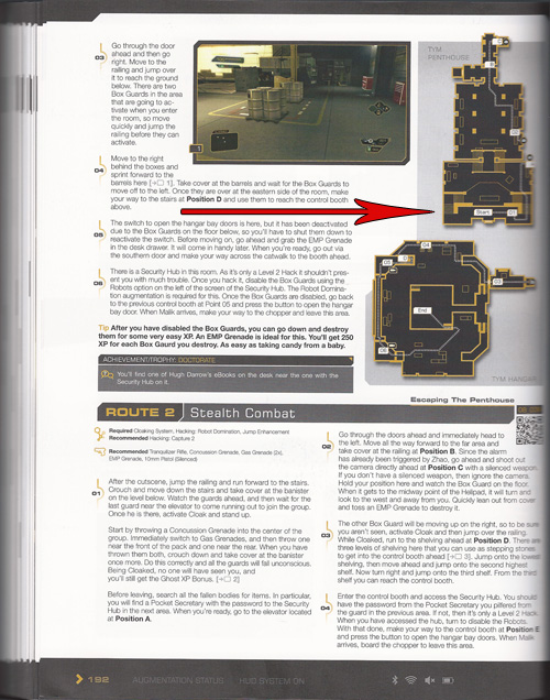 Deus Ex: Human Revolution Strategy Guide