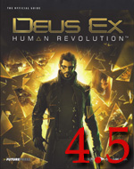Deus Ex: Human Revolution Strategy Guide Review