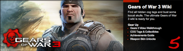 Gears of War 3 IGN Strategy Guide Review
