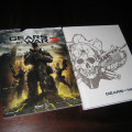 Covers of the Gears of War 3 Strategy Guides
