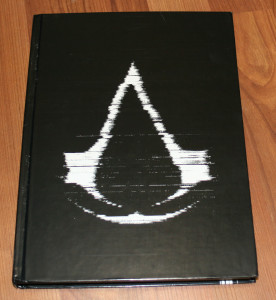 Assassin's Creed Revelations Collector's Edition strategy guide front cover