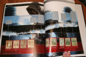 Assassin's Creed Revelations Collector's Edition strategy guide bonus