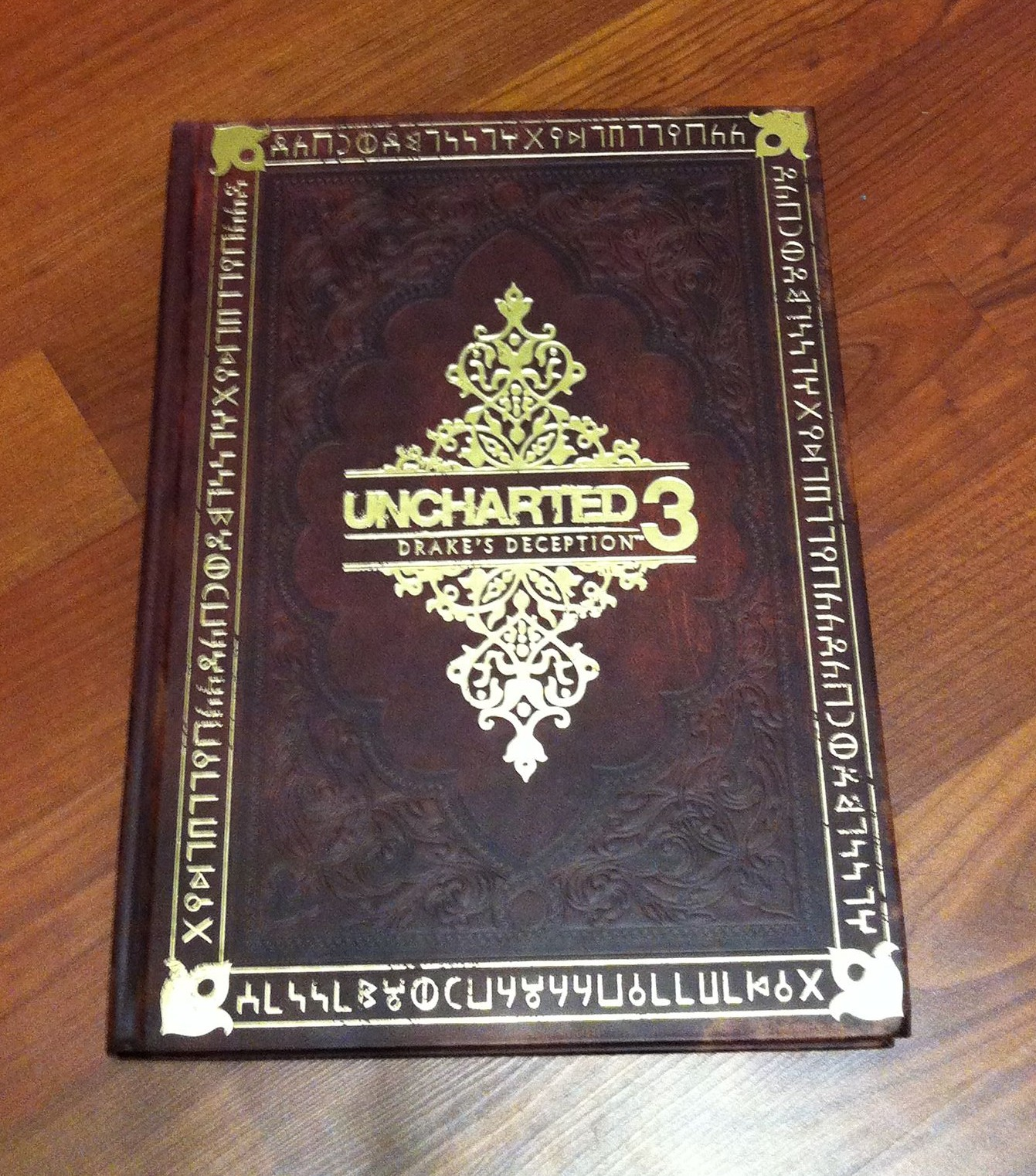 Uncharted 3 Collector's Edition Strategy Guide