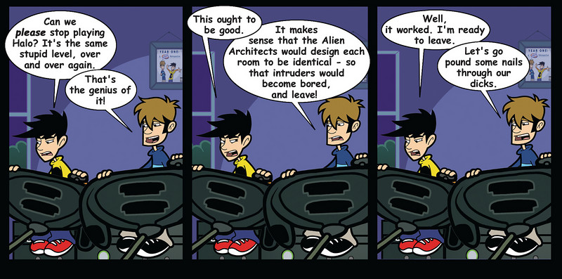 Penny Arcade Halo Review