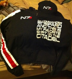 Mass Effect prezzies