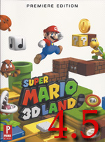 Super Mario 3D Land strategy guide review