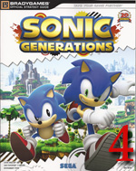 Sonic Generations Strategy Guide Review