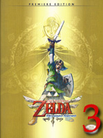 Skyward Sword strategy guide review