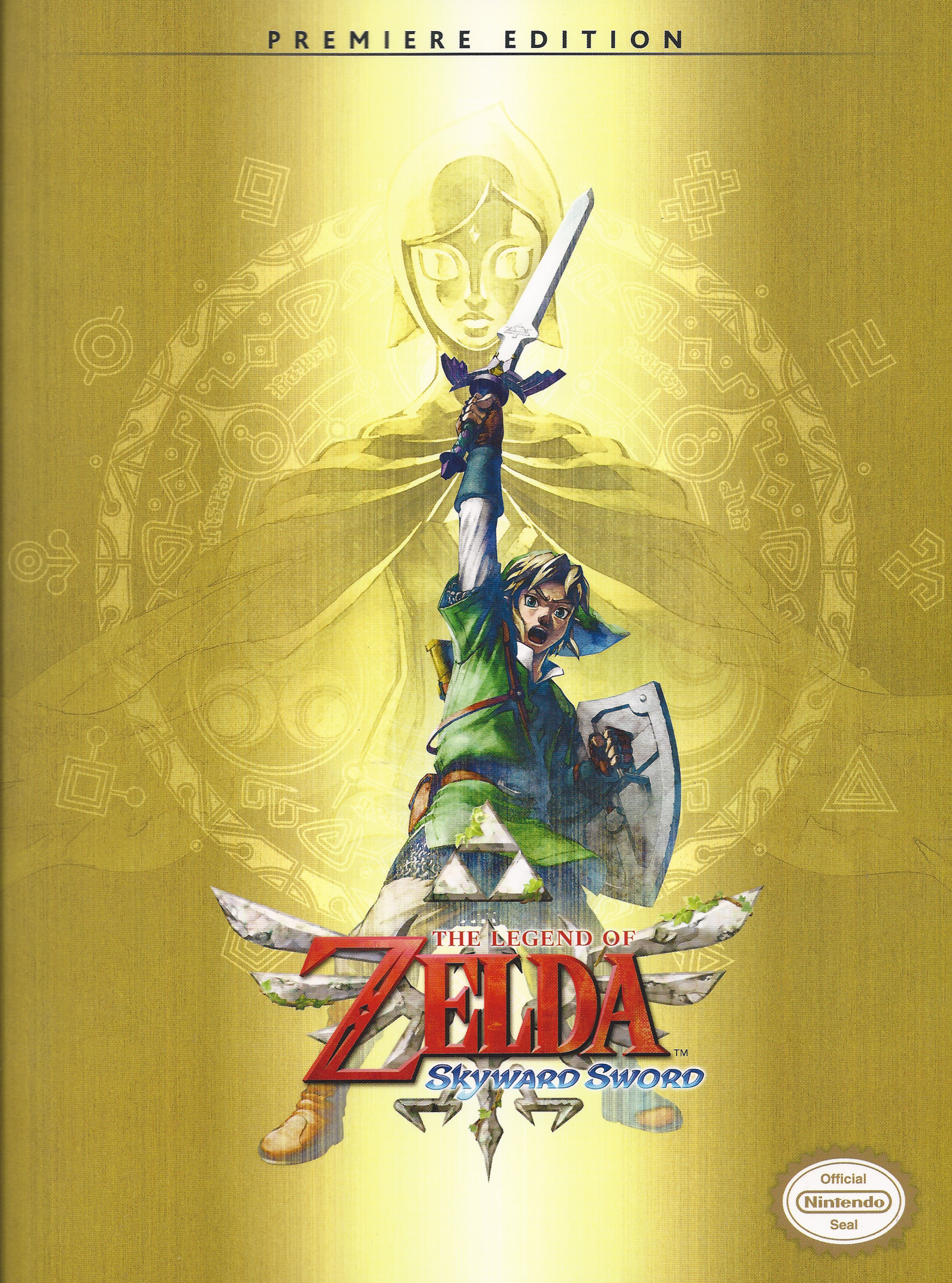 Skyward Sword strategy guide