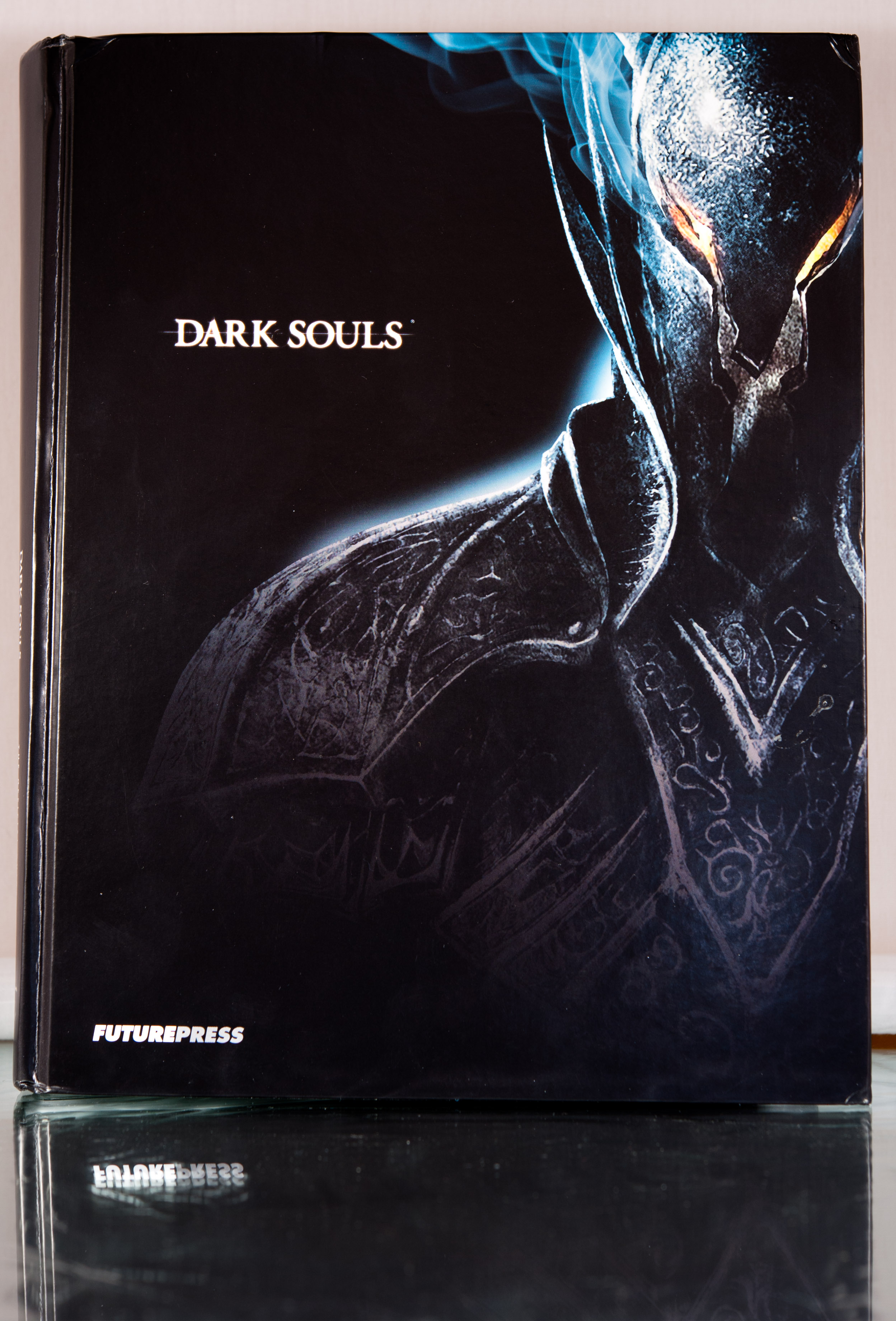 The Dark Souls strategy guide cover