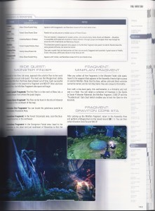 FFXIII-2 strategy guide inside