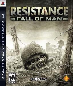 Resistance: Fall of Man box art