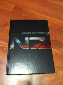 Mass Effect 3 Collector's Edition Strategy Guide