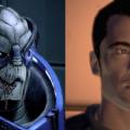 Mass Effect love interests