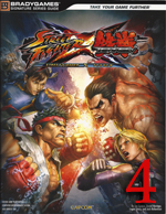 Street Fighter x Tekken Strategy Guide review