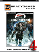 BinaryDomain rating Binary Domain Strategy Guide Review