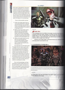 ME3 1 218x300 Mass Effect 3 Strategy Guide Review