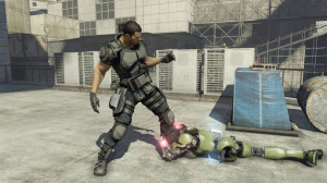 binary domain grab 300x168 Monday Gaming Diary: Binary Domain and Halo...Binary