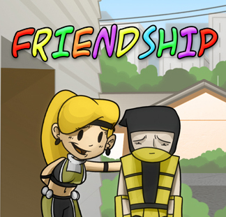 Friendship via VGCats
