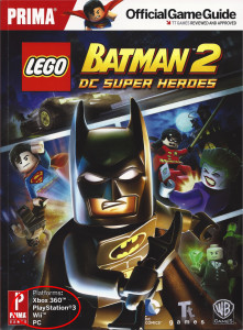LEGOBatman2 marked 221x300 Be Aware! LEGO Batman 2 Strategy Guide Does NOT Include Guides for Handhelds