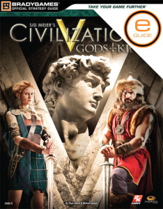 Strategy Guide for Civ 5 Gods & Kings Expansion Has Been Released