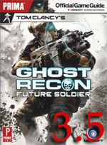 GHRS rating Ghost Recon Future Soldier Strategy Guide Review