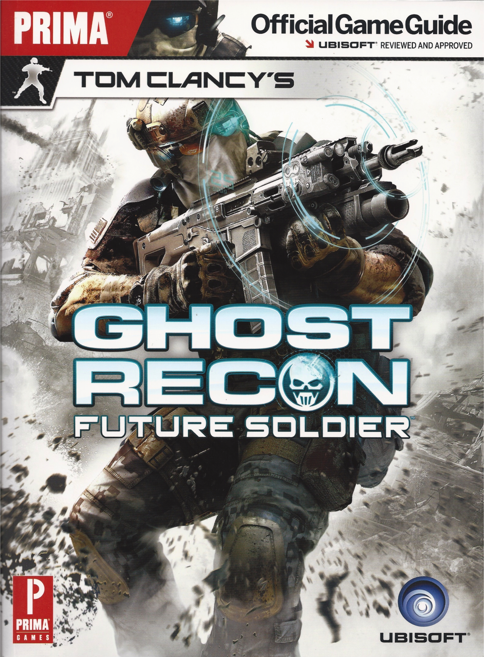 Ghost Recon Future Soldier Strategy Guide