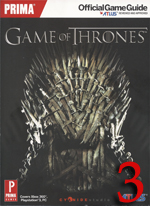 GoT rating Game of Thrones Strategy Guide Review