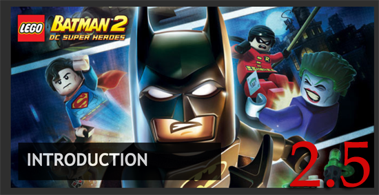 LEGO Batman 2 handheld strategy guide review