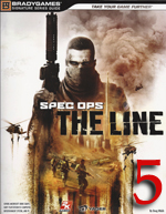 SpecOps rating Spec Ops: The Line Strategy Guide Review