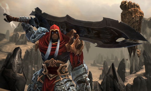 darksiders.010510 580px Monday Gaming Diary: The inevitable happened   I rage quit Darksiders
